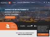 Agence E : Offres d'emploi IT