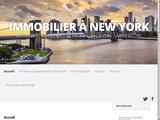 Agence immobilière francophone à New York