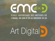 EMC : école de formation pour Webdesigner