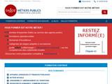 Dalloz Formation métiers publics