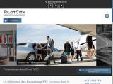 Formation chauffeur VTC - PilotCity Paris
